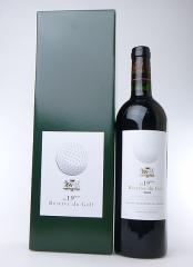 【ギフト】19番 レゼルヴ・デュ・ゴルフ  シャトー・ラローディ[ボックス付き]  ボルドー赤ワイン