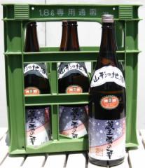 【送料無料】【嵐山酒造】蔵王雪の華 寒仕込1800ml×6本セット※リサイクル箱での発送となります。