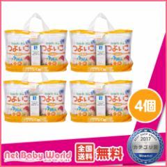 送料無料 ビーンスターク つよいこ 大缶 (820g×2缶×4個)雪印ビーンスターク Bean Stalk Snow Co.Ltd 粉ミルク