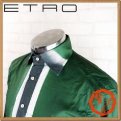エトロ ETRO シャツ ドレスシャツ タイダイストライプ ETRO-001-38【every28】【tem_b】【every28】【wrp16】