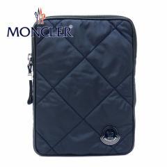 モンクレール バッグ MONCLER セカンドバッグ メンズ ダウン ポーチ クラッチバッグ ロゴ A008200054164-743【tem_b】【tem_new】【tem_h