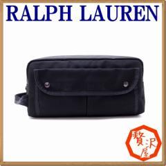 ポロ ラルフローレン バッグ POLO RALPH LAUREN メンズ セカンドバッグ クラッチバッグ セカンドポーチ レザー製 RL-4056-2338-8002【tem