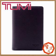 TUMI トゥミ メンズ 名刺入れ カードケース ブラック 黒 TUMI-0112656D
