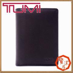TUMI トゥミ メンズ 名刺入れ カードケース ブラック 黒 TUMI-012656D