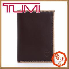 TUMI トゥミ 財布 3つ折財布 メンズ カードケース IDケース ビジネス 紳士 メンズ 旅行 ツミ TUMI-027354B