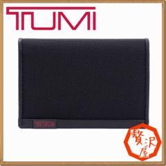 TUMI 名刺入れ カードケース メンズ ブラック 黒 ALPHA アルファ トゥミ TUMI-119274D-ID