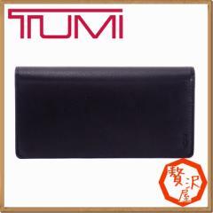 TUMI 財布 メンズ 長財布 レザー 本革 皮 ブラック 黒 チャンバー CHAMBERS トゥミ TUMI-12643D