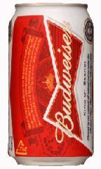 【よりどり2ケースで送料無料】キリン バドワイザー 外国ビール 350ml×24缶 1ケース