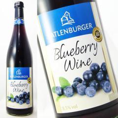 【よりどり6本で送料無料】ドクターディムース カトレンブルガー ブルーベリーワイン 750ml