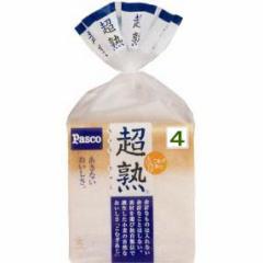 パスコ PASCO 超熟 4枚切