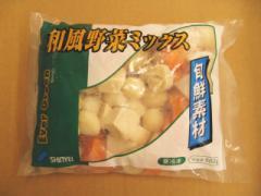 冷凍 和風野菜ミックス 500g