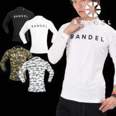 バンデル ハイネック ロングTシャツ BANDEL