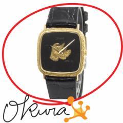 ピアジェ 腕時計 トラディション 中古 メンズ 9771 手巻き K18YG PIAGET 社外ベルト 送料無料 腕時計 【中古】A2143828