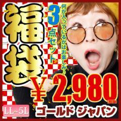 【数量限定】年に一度だけの大チャンス!!何が入っているかはお楽しみ☆福袋/大きいサイズレディース/Lサイズ LL 2L 3L 4L 5L XXL