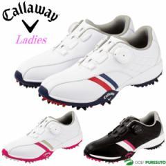 【即納!】【レディース】キャロウェイ アーバン LS WMS 17 AM ウィメンズ ゴルフシューズ 247-7983801[Callaway URBAN 靴 女性用]