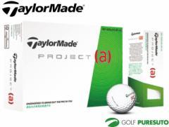 【オウンネーム】テーラーメイド プロジェクト(a) ゴルフボール 1ダース (12球)【■Ti■】[taylormade project]