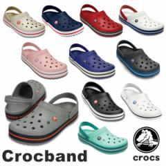 【34%OFF】CROCS Crocband Mens/Ladys クロックス クロックバンド メンズ/レディース サンダル 【男女兼用】[BB]