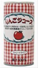 りんごジュース(缶)195g×30缶セット ※送料無料(北海道、沖縄、離島除く)、熨斗代別途170円・ラッピング不可 ※長期欠品