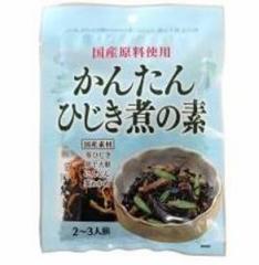 宝海草 国産かんたんひじき煮の素 20g