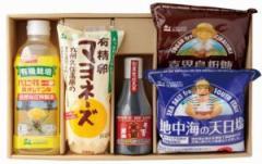 【創健社】基礎調味料セット
