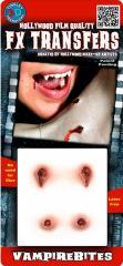 【即納】costume【コスチューム】3D傷メイクシリーズ(Vampire Bites)【買取】キズ 怪我 血のり 血糊 シール メイクグッズ コスプレ