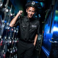 【即納】ポリス コスプレ ハロウィンcostume【コスチューム】ポリス【BL】警官 婦人警官 衣装 仮装 制服 警察