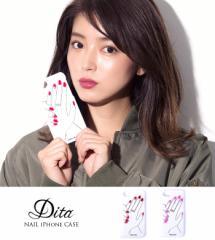 【即納】【SALE】Dita【ディータ】NAIL SPC fpr7/全2色おしゃれ iphone7 アイフォン