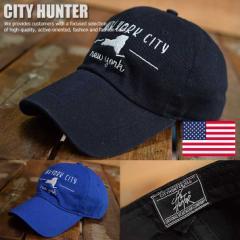 USAブランド CITY HUNTER ローキャップ CH104NY キャップ 帽子 メンズ レディース 正規品 180723