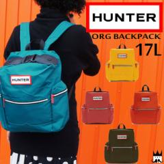 ハンター HUNTER 送料無料 レディース メンズ BAG UBB5017ACD オリジナル ナイロン バックパック バッグ 17L evid