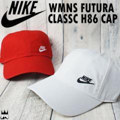 ナイキ NIKE レディース アパレル 832597 フューチュラ クラシック H86 キャップ 野球帽 ホワイト レッド evid