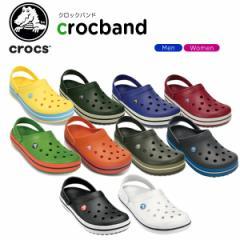 【37%OFF】クロックス(crocs) クロックバンド (crocband)/メンズ/レディース/男性用/女性用/サンダル/シューズ/《11016-2》[H][C/B]