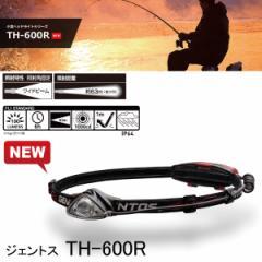 NEW ジェントス ヘッドライト TH-600R LEDライト USB充電式