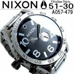 ニクソン NIXON 腕時計 A057-479 THE 51-30 A057479 メンズ