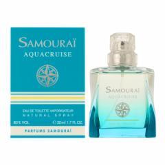 【アランドロン】 サムライ アクアクルーズ EDT SP 50ml ALAIN DELON Samourai aquacruise