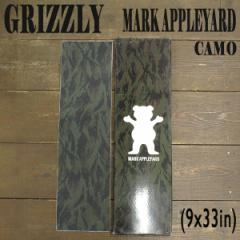 GRIZZLY/グリズリー【MARK APPLEYARD CAMO】 9x33...