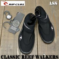 RIP CURL/リップカール 【CLASSIC REEF WALKERS】サーフブーツ  BLACK【サーフィン】
