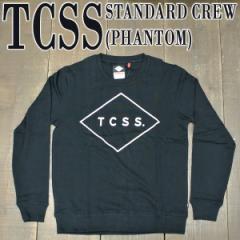 パーカー トレーナー TCSS/The Critical Slide Society STANDARD CREW PHANTOM ザクリティカルスライドソサイエティ 長袖