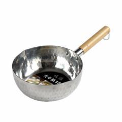 雪平鍋 アルミ製 18cm