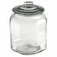 保存容器(ガラス製) クッキージャー 7L