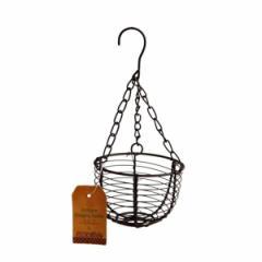 ハンギングバスケット 直径95mm 園芸用アンティーク