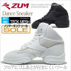 ダンス スニーカー ダンススニーカー ダンスシューズ チアダンス ジャズシューズ レディース メンズ フィットネス ZDS550