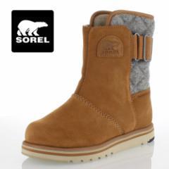 【還元祭クーポン対象】SOREL Rylee NL2294 286 Elk ソレル ライリイ レディース ブーツ 防水設計