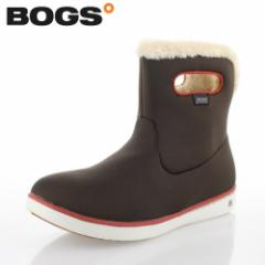 【BIGSALEクーポン対象】 ボグス BOGS 78409 オリーブ レディース ブーツ ショート 防水 ウォータープルーフ ボア 保温