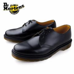ドクターマーチン Dr.Martens 靴 10078001 シューズ CORE 1461 PW 3ホール レザー 黒 ブラック レディース メンズ ユニセックス