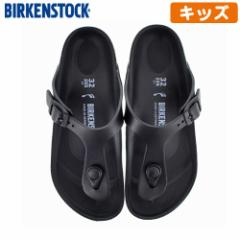 ビルケンシュトック BIRKENSTOCK ギゼ EVA GIZEH 128423 キッズ サンダル ブラック