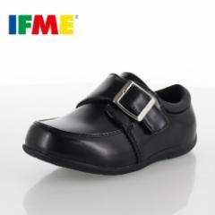子供靴 フォーマル IFME FORMAL イフミー キッズ ジュニア シューズ 22-5019 BLACK バックルタイプ 入園 入学 卒業 ゆったり