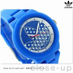 【あす着】アディダス オリジナルス アバディーン ユニセックス ADH3049 adidas 腕時計 ブルー×ドット