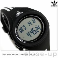 【あす着】アディダス ウラハ ランニングウォッチ 腕時計 ADP3174 adidas ブラック
