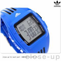 【あす着】アディダス パフォーマンス デュラモ ミッド 腕時計 ADP6096 adidas ブルー