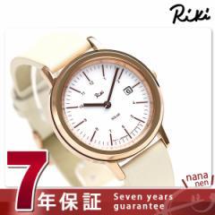 セイコー アルバ リキ シンプル モダン ソーラー レディース AKQD030 SEIKO 腕時計